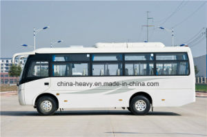 27 Seats of Dongfeng 140HP Passenger Coach/Bus pictures & photos