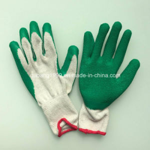 13G Polyster Nitrile Coated Hand Safety Working Gloves pictures & photos