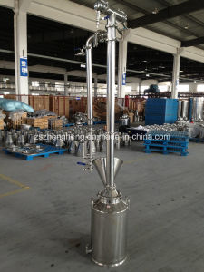 Stainless Steel Milk Can Boiler with Column pictures & photos