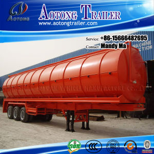 Tri-Axle 50000 Liters Fuel/Oil Tanker Semi Trailer pictures & photos