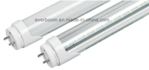 Rotatable LED Tube Lighting T8 0.6m with Rotatable End Cap pictures & photos