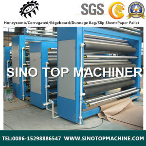 Automatic High Speed Cutting Honeycomb Paper Core Machine From China pictures & photos