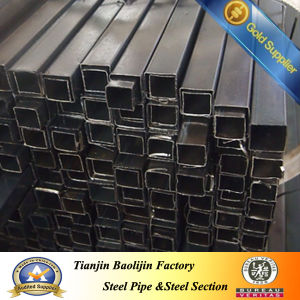 Mild Steel Q195 Square Welded Tube for Steel-Wood Furniture pictures & photos