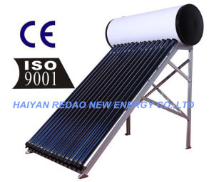 150L High Quality Compact Pressurized Solar Heater