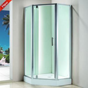 Fashionable Easy to Install Fiberglass Shower Enclosures, Glass Shower Enclosure (SR9I009) pictures & photos