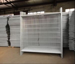 Temparory Fence Wire Mesh Fence Panel Australia Standard pictures & photos