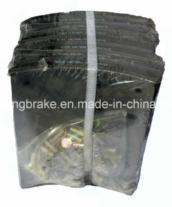 European Truck Brake Lining (WVA: 17276 BFMC: MB/60/1) Withou Asbestos pictures & photos