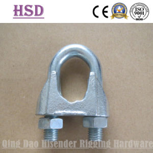 Wire Rope Clamp DIN 741 of Fastener Hardware pictures & photos