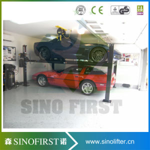 Sinofirst Car Lifting Residential Auto Lift pictures & photos