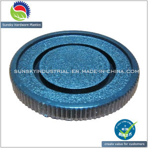 China Aluminum Precision Camera Lens Mount CNC Machining Parts pictures & photos