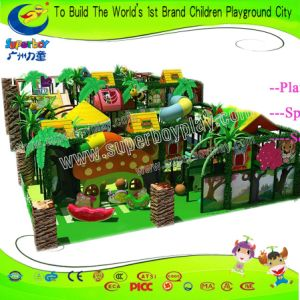 Superboy Kids Soft Indoor Playground Equipment Canada pictures & photos