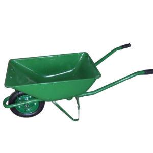 Flower Garden Hand Cart Wheelbarrows Wb2500 pictures & photos