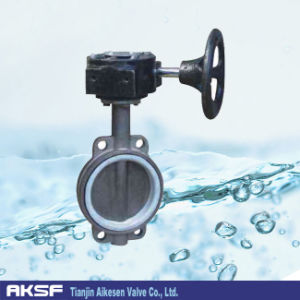 Stainless Steel Butterfly Valve in Stainless Steel (CF8, CF8M) pictures & photos