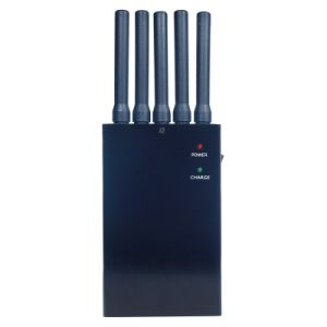New 5 Antenna 3G 4glte Wimax Wireless Signal Jammers pictures & photos