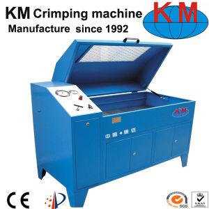 Kangmai Pressure Testing Bench Hose Burst Pressure Testing Bench pictures & photos