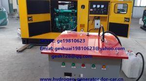 Pure Hydrogen Gas Fuel Type Generator Set & Hybrid Hydrogen Generator Set