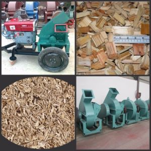 Top-Quality Wood Chipping Machine pictures & photos