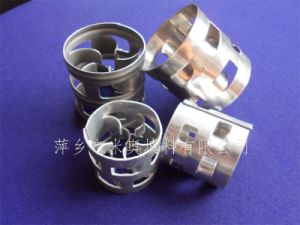 Metallic Pall Ring Chemical Tower Packing Pall Ring