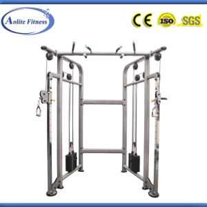Indoor Cable Crossover Machine Body Building Equipment pictures & photos