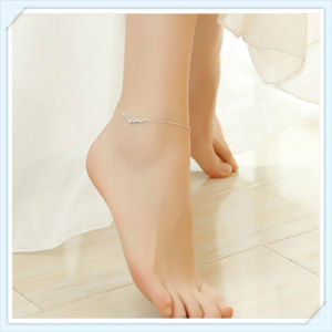 New Design Beautiful Glass Stones Fashion Jewellery Anklet pictures & photos