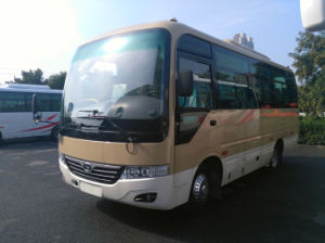 Chinese Low Price 25 Seats Toyota Coaster pictures & photos