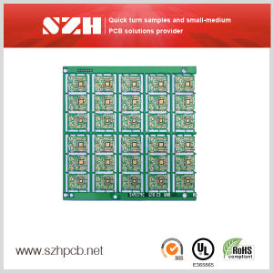 OEM SMT and Through Holes Assembled PCB Board pictures & photos