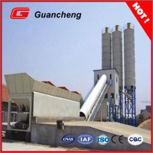 Hzs60 Good Condition Concrete Mix Plant in China pictures & photos