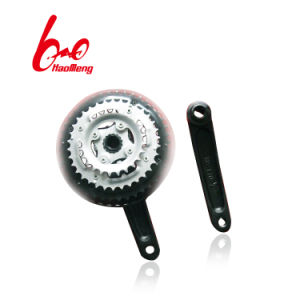 Bicycle Chainwheel and Crank with Good Quality pictures & photos