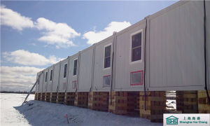 Shipping Container House for Labor Camp/Office/Accommodation pictures & photos