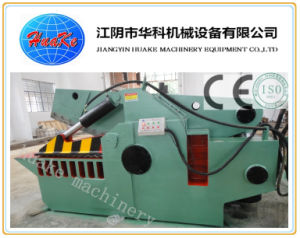 Alligator Shape Hydraulic Shear (Q43-1600) pictures & photos