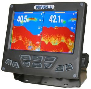 Commercial Fish Finder of Dual-Frequency with 7 Inch TFT LCD pictures & photos