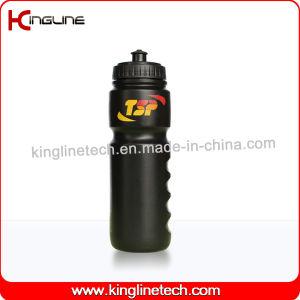 Plastic Sport Water Bottle, Plastic Sport Bottle, 750ml Plastic Drink Bottle (KL-6708) pictures & photos