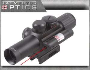 Vector Optics Wyvern 4X25 E Compact Hunting Red Laser Sight Riflescope pictures & photos