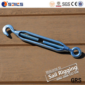 Galvanized Hook and Eye JIS Type Frame Turnbuckle pictures & photos