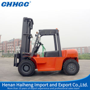 Automatic 6 Ton Forklift Truck, New Price Forklift Truck with CE pictures & photos