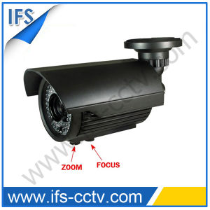 60m IR 9~22mm Lens Waterproof Outdoor Security CCTV Camera (IRC-697) pictures & photos