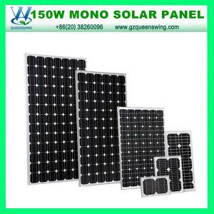 Solar Cell 150W Mono Solar PV Panel (QW-M150W) pictures & photos