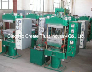 Rubber Press/Rubber Vulcanizing Press with Automatic Control pictures & photos