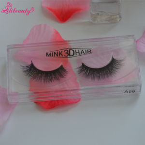 Wholesale Top Grade Free Sample Mink 3D Hair Eyelashes pictures & photos
