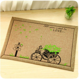 Fashion Acrylic Fiber Home Using Lovely Cute Soft Products Anti-Slip Mat pictures & photos