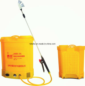 20L Agriculture Sprayer /Knapsack Battery Sprayer (3WBD-20L) pictures & photos