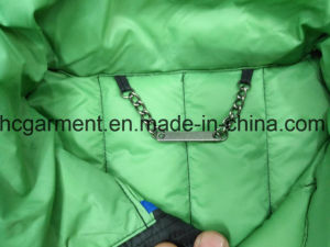 Stock Garment, Women/Man Down Jackets, Cheaper Price Winter Coat pictures & photos