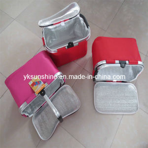 Foldable Cooler Camping Basket (XY-310D) pictures & photos