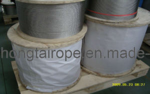 2.50mm7x19 Stainless Steel Strand Wire Rope and Cables