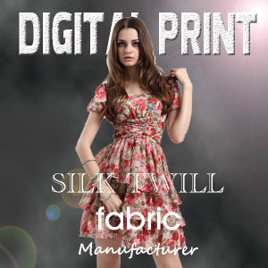 High Quality Textile Digital Printing pictures & photos