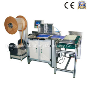 Semi Automatic Double Wires Binding Machine