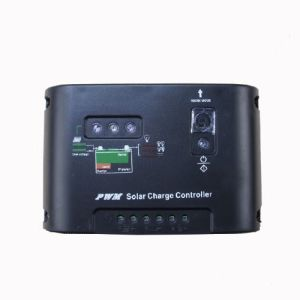 PWM Solar Charger Controller, Solar Controller pictures & photos