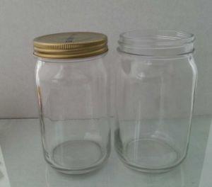32oz Mason Jar, Glass Mason Jar