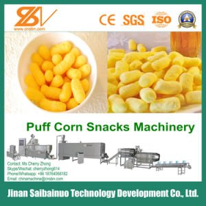 Savoury Snack Food Processing Line pictures & photos