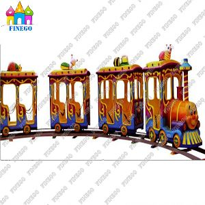 Popular Children Used Trackless Train for Sale in Shopping Mall pictures & photos